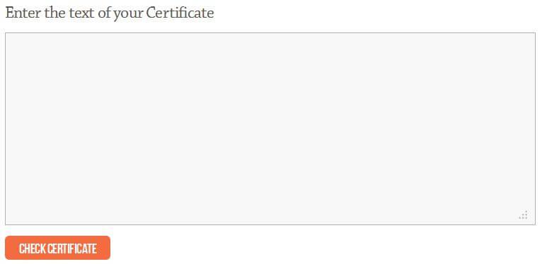 SSL Certificate Decoder Tool Image