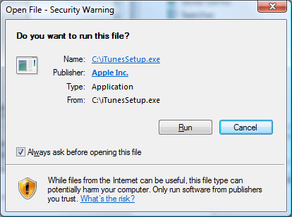 Apple Code Signing Certificate