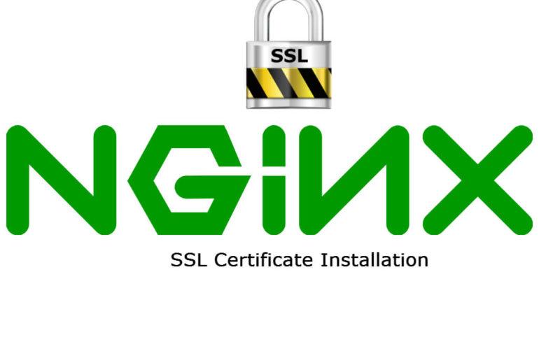 NGINX SSL Installation