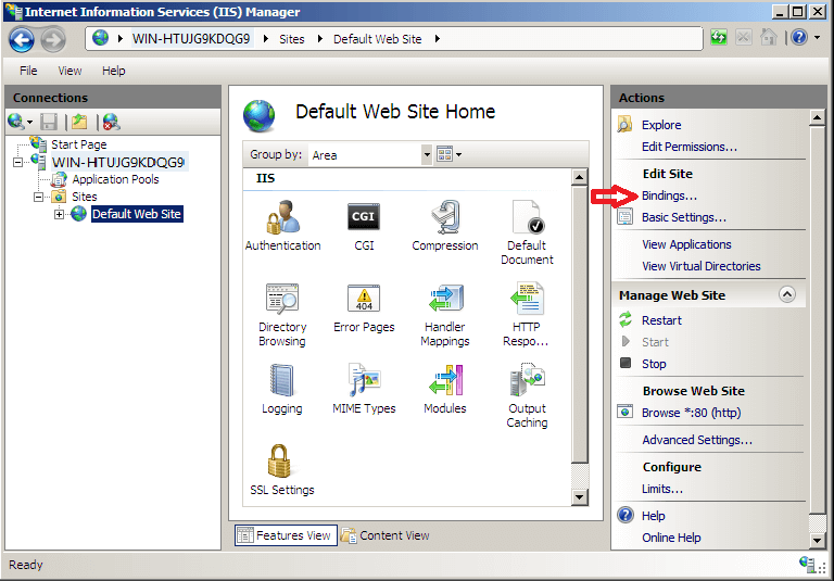 IIS7-Manager-Default-Website