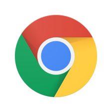 Biểu tượng Chrome của Google