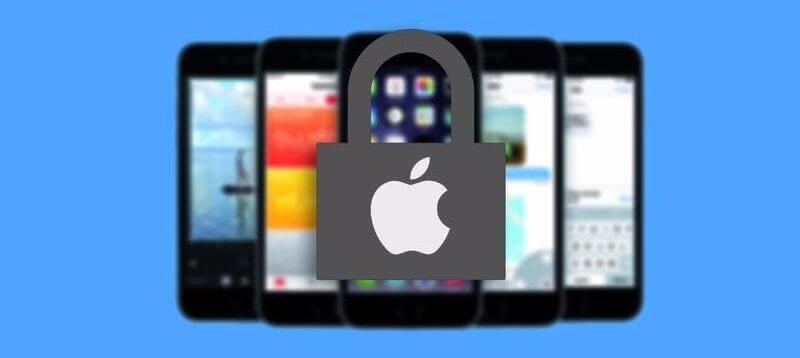 mobile device encryption