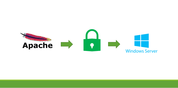 move ssl apache to windows