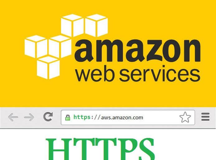 amazon web service - ssl certificate installation