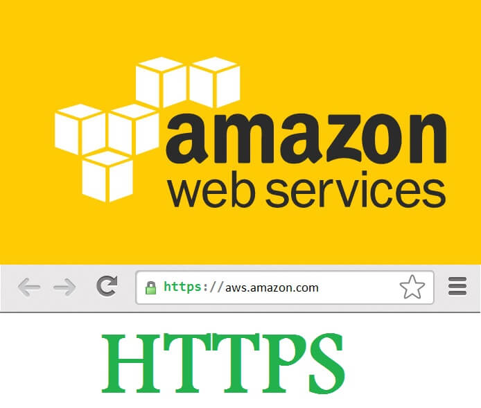 amazon web service - ssl certificate installation