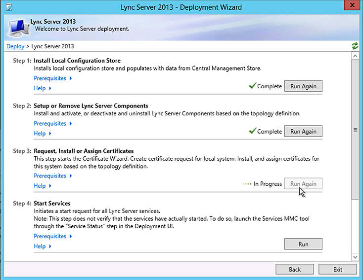 install ssl on microsoft lync server 2013