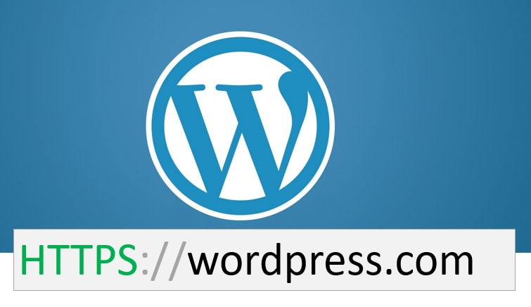 wordpress http to https