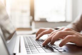 Webpage Speed on Laptop