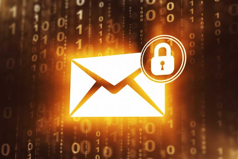 how to encrypt an email in outlook feature