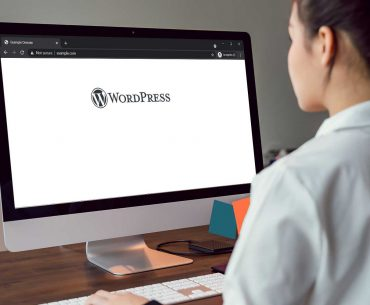 WordPress white screen of death feature image