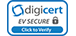 DigiCert Extended Validation SSL Siteseal