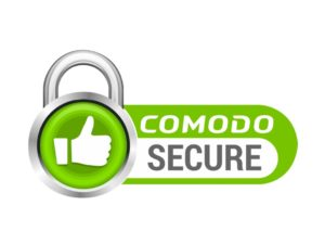 Graphic: Comodo SSL Secure Seal