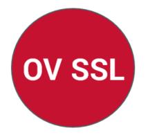 DV SSL vs OV SSL Graphic: OV SSL validation is different from DV SSL validation in terms of identity assertion.