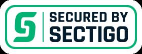 Graphic: Sectigo site seal