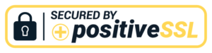 Graphic: PositiveSSL site seal